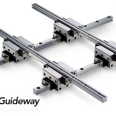MSH series - Cross Linear Guideways
