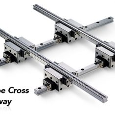 SMH Series - Ball Chain Type Cross Linear Guideway