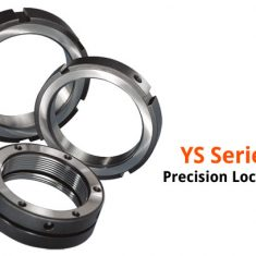 Precision Locknuts - YS Series