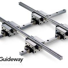 MSH series - Cross Linear Guideways